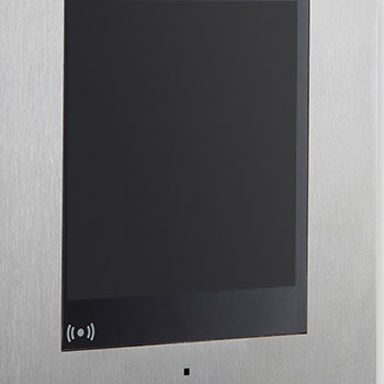 comelit architectus pro monitor entrance panel