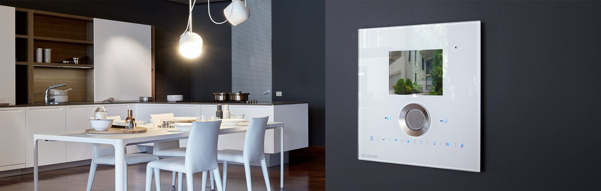 comelit planux lux indoor monitor